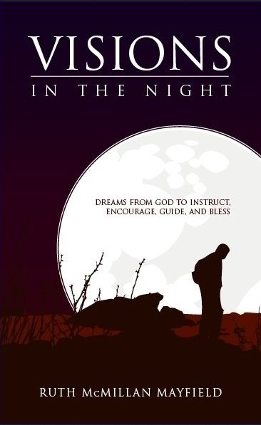 Click for more info or to watch the book trailer on Visions in the Night